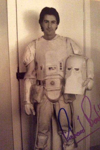 Richard también salió como un soldado rebelde y otro del i...