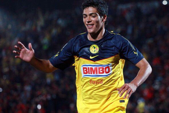 Para el Apertura 2013 Raúl se convertiría en el referente...