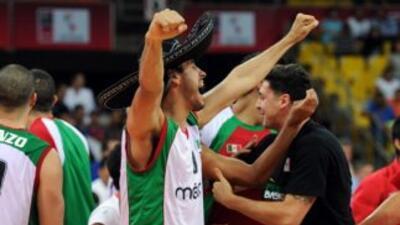 México es campeón del Premundial de básquetbol.