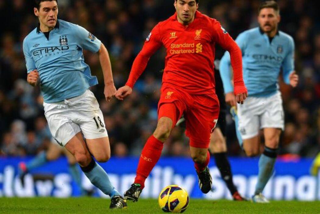 El Liverpool trabajó el partido y defendió ese empate con uñas y dientes.