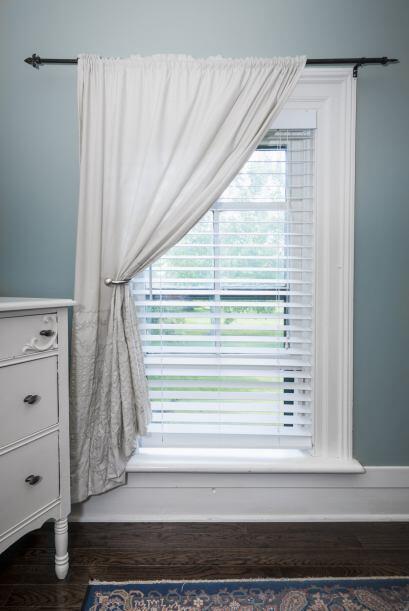 Dejar las ventanas desnudas puede ser una elección, pero en gener...
