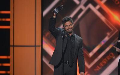 Alejandro Sanz Premio a la Excelencia.
