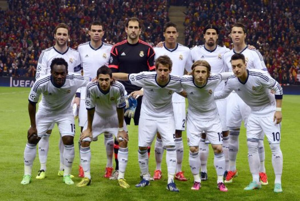 El Real Madrid viajo a Estambul con el firme propósito de defender su ve...