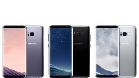 En video: Probamos el nuevo Samsung Galaxy S8 que costará $750