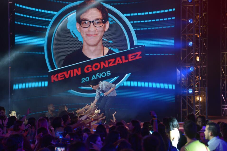 Kevin González