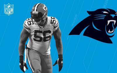 Julius Peppers, bienvenido (de nuevo) a los Carolina Panthers