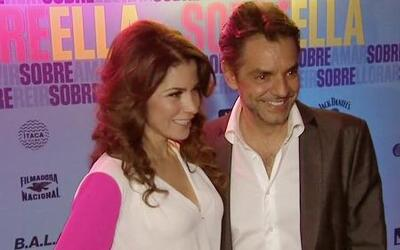 Alessandra y Eugenio no caben de felicidad con su nueva bebé