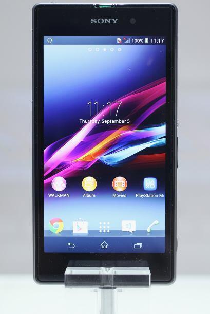 Sony Xperia ZL: lo mejor de Sony en un smartphone con diseño ultra nítid...
