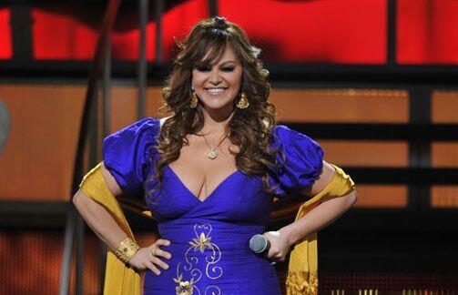 Jenni Rivera en 2010 se plantó en el escenario como 'La Gran Señora' que...