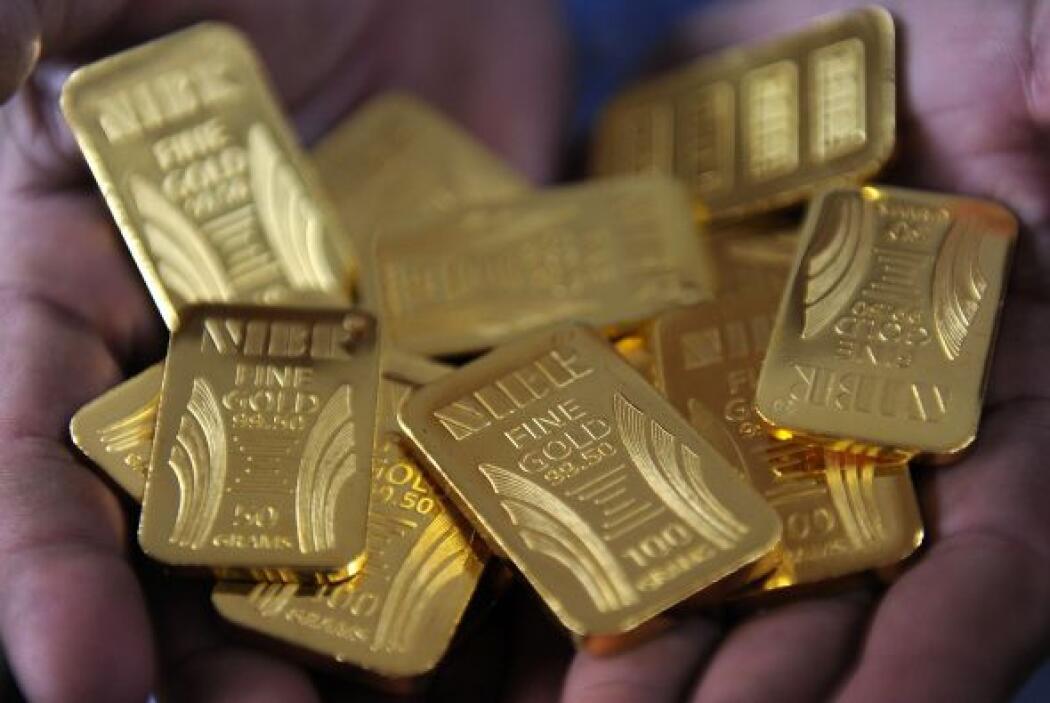 El depósito de oro conocido como Fort Knox, ubicado en Kentucky, es la r...