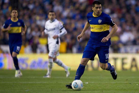 Un golpe de suerte lo llevaría al Boca Juniors, el club xeneize d...