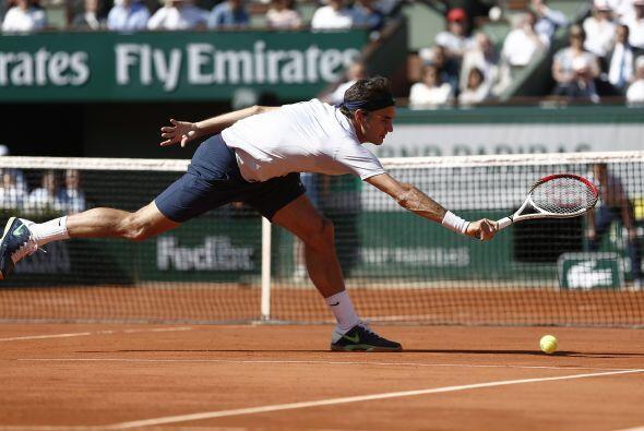 Tsonga dio un gran partido derrotando al segundo favorito del torneo, el...