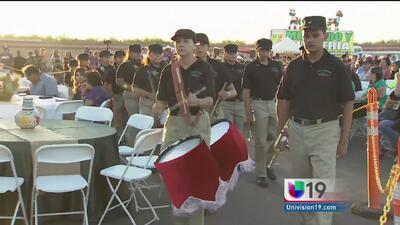 Comunidad de Modesto festeja la Independencia de México