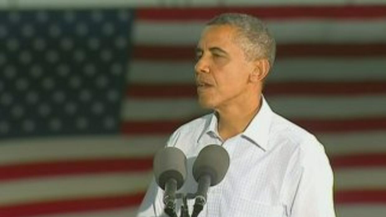 Obama y Romney hablarán a la comunidad hispana a través de Univision