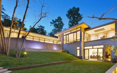 La nueva casa de Ricky Martin en Hollywood