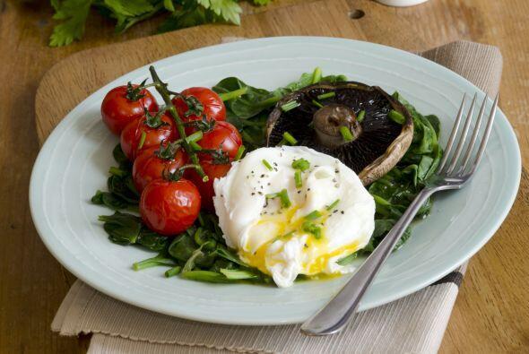 Huevos escalfadosEescalfar un huevo no consiste en echarlo a agua hirvie...