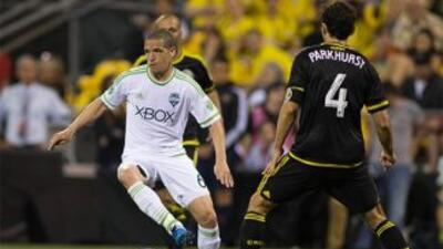 Osvaldo Alonso, mediocampista de Seattle Sounders