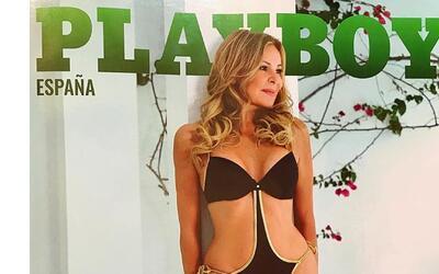 A sus 62 años, Ana Obregón es la nueva portada de Playboy España