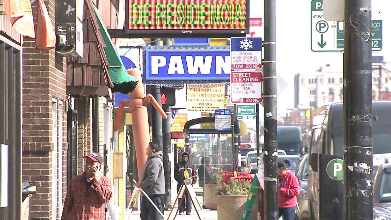 Negocios con puertas cerradas en Chicago: el apoyo de los comerciantes a...