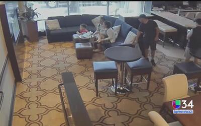 Buscan a ladrones de bolsas en Anaheim