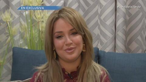 Alexis sigue presente en la vida de Gredmarie Colón