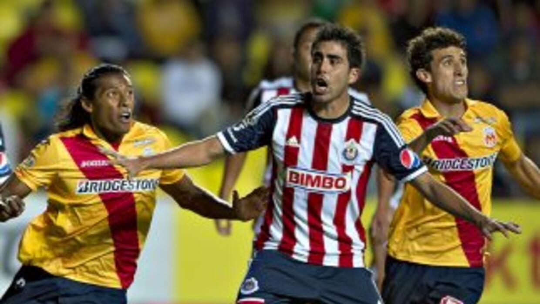 Morelia y Chivas cierran al fin su terrorífico torneo.