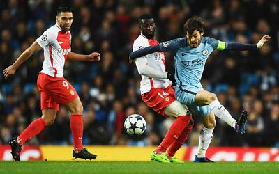 Manchester City, Monaco