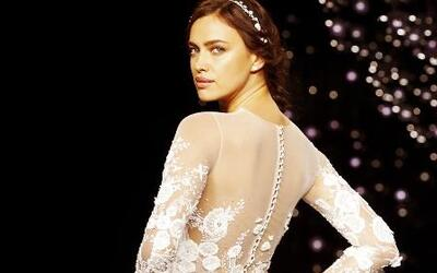 Enamórate de estos vestidos de novia del 'Barcelona Bridal Fashion Week'