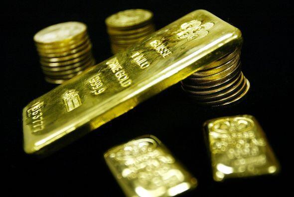 El valor en dólares de las 8,965.6 toneladas de oro de EU ascendería a $...