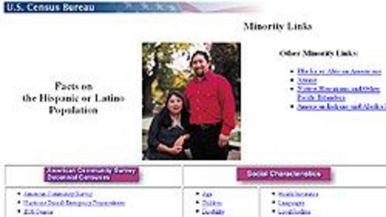 Lanzan campaña para asegurar conteo de hispanos en el Censo 2010 en Esta...