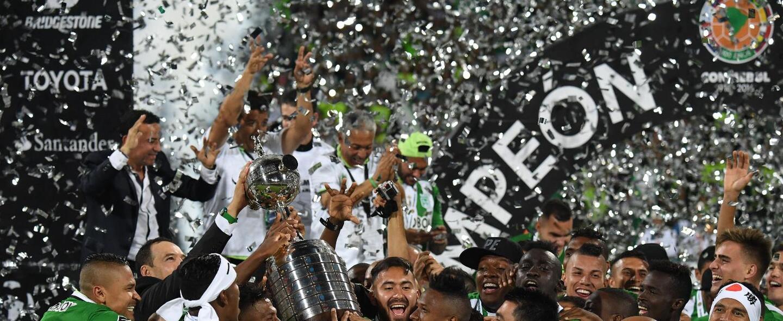 Atlético Naciona es campeón de la Copa Libertadores