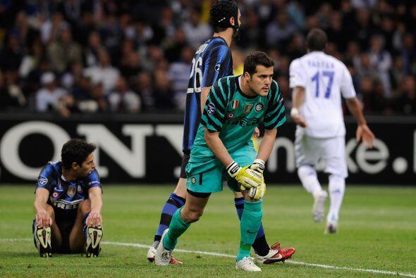El guardameta del conjunto italiano ha sido un hombre clave en su club y...