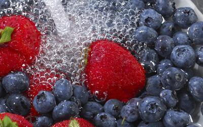 salud frutas