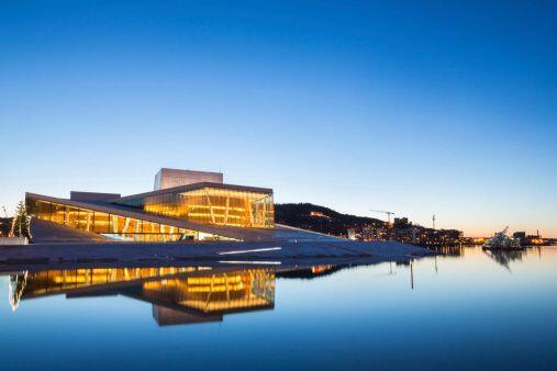 2. Oslo, Noruega. En todo un lujo podría considerarse la vida en...