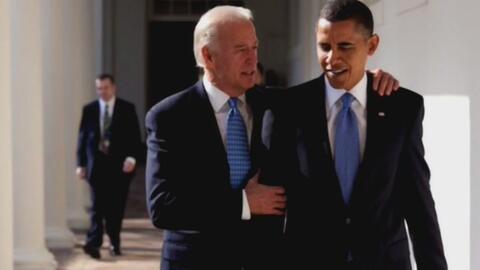 Los memes sobre la amistad de Joe Biden y el presidente Barack Obama
