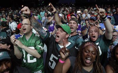 NFL Draft 2017 | Los mejores momentos de las 2ª y 3ª rondas