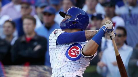El jugador de Chicago Cubs Javier 'Javy' Báez habla de la calle que nomb...