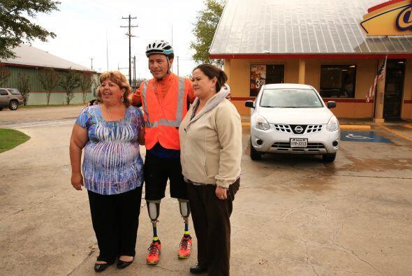 Más apoyos, fans que Gutiérrez no sabía que tenía. Así crecen los grande...