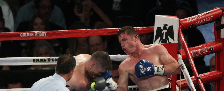 Pelea Canelo vs Smith