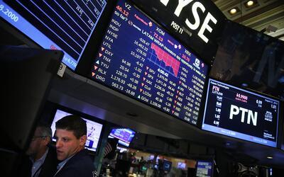 ¿Le debe preocupar la caída del Dow Jones?