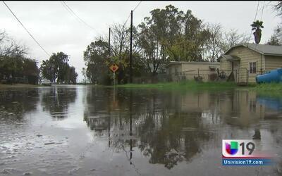 Riesgo de inundaciones en Marysville por crecida de ríos