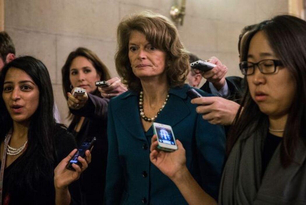 Los congresistas republicanos se aprestaban para llegar a la Cámara de r...