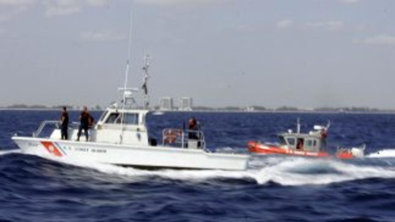 La Guardia Costera interceptó a los cubanos que intentaban llegar a Esta...