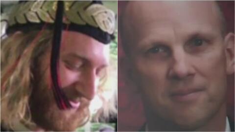 Un veterano y un estudiante recién graduado, los héroes que murieron por...