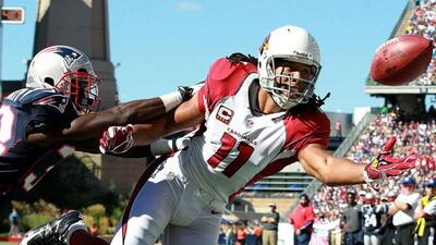 WR Arizona Cardinals: Larry Fitzgerald #11