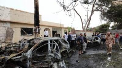 Laurent Fabius, ministro francés de Exteriores, condenó el ataque que tu...
