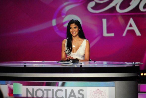 La dominicana Audris Rijo regresó al programa para quedarse.