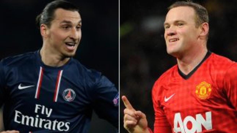 """""""Wayne Rooney es uno de los mejores del mundo. Tanto a mí, como a muchos..."""