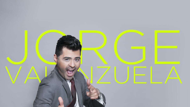 Jorge Valenzuela, Reportero de Entretenimiento