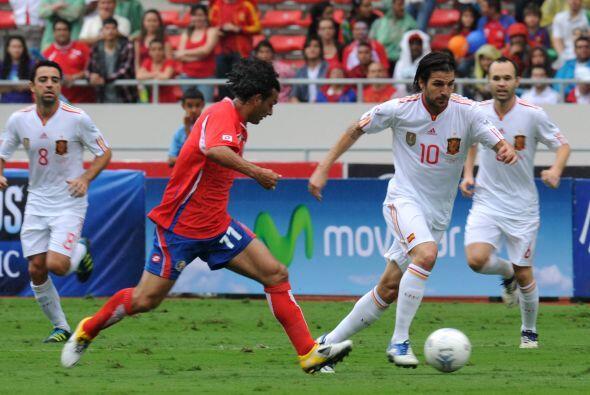 La federación de Costa Rica destacó a lo largo del a&ntild...